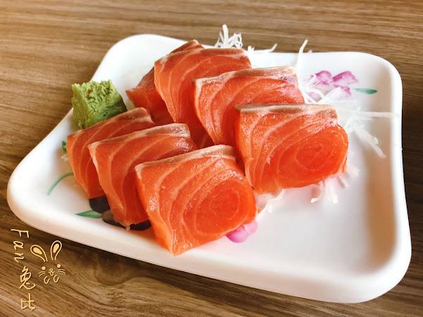 台南不用天價就可以吃到CP超平價好吃的新鮮手魚片壽司~山根壽司