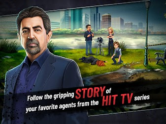 Criminal Minds: The Mobile Game APK screenshot thumbnail 11