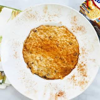 Dreamy Rice Pudding.