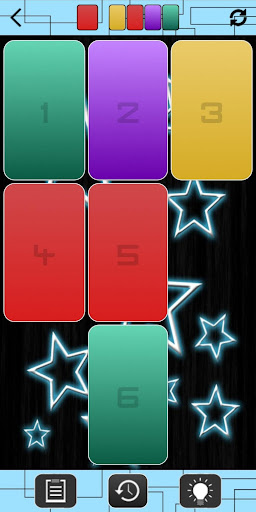 Color In Button - Puzzle with color buttons android2mod screenshots 5