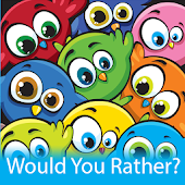 Would You Rather? Kids Edition