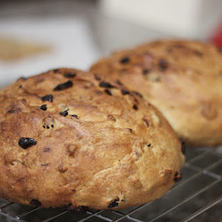 Chill Out And Eat Some Cranberry Walnut Bread, Man