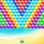 Bubble Beach Icon
