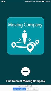 Nearby Near Me Moving Company- screenshot thumbnail