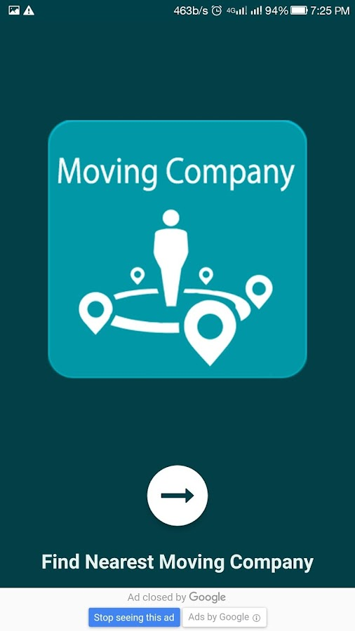 Nearby Near Me Moving Company- screenshot