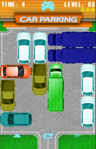 Traffic Car Puzzle Unblock