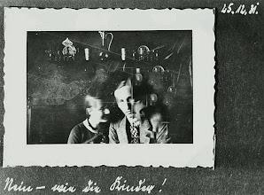 Photo: Lütjenbrode (Fehmarn); Hochzeit Reinhard Heydrichs 26. Dezember 1931