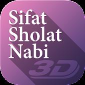 Sifat Sholat Nabi 3D - BETA -