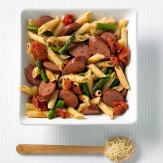 Turkey Sausage & Pasta Toss.
