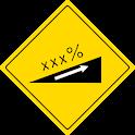 Clinometer icon
