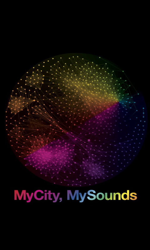 MyCity, MySounds- screenshot