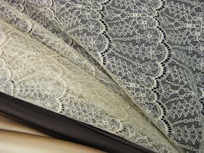 Photo: Кружево шантильи с кордом ш.140см.цена4000руб.                    Коллекция :Valentino