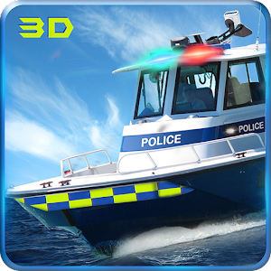 Navy Police Speed Boat Attack for PC and MAC