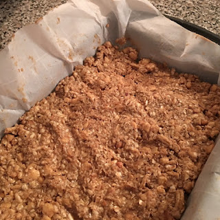No-Bake Peanut Butter Oat Bars