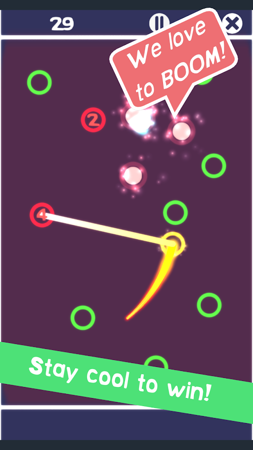 SWINGER : Addictive Time Waster- screenshot