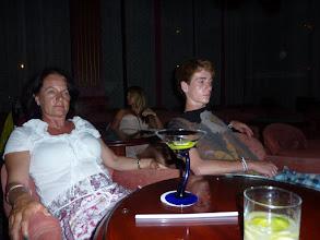 Photo: Müde bei der Abendshow
