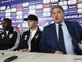 Alexander Büttner et Stéphane Badji ont été présentés à Anderlecht