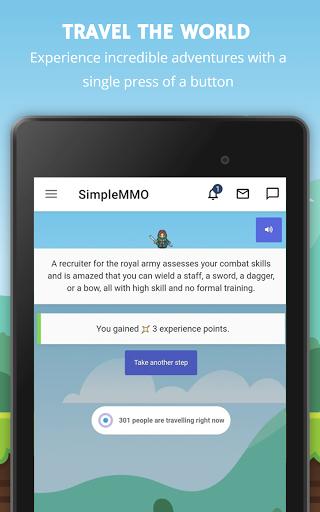 SimpleMMO - The Lightweight MMO apktram screenshots 11