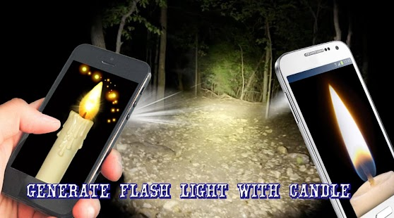 Candle FlashLight- screenshot thumbnail