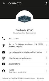 Barbería GYC - náhled