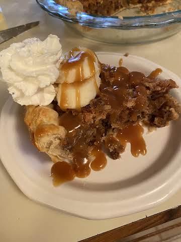 Patti's Sawdust Pie