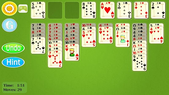 FreeCell Solitaire Mobile - náhled