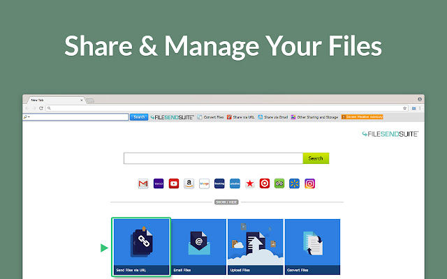 File Send Suite