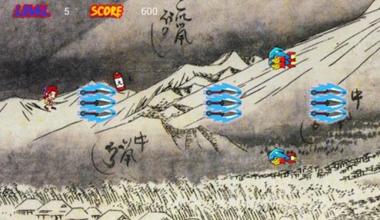Shinobi Girl Adventure apk screenshot 4