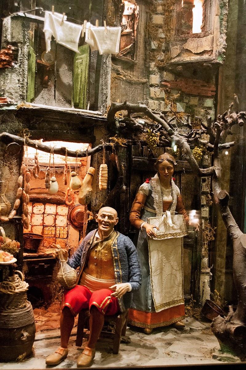 L'anima di Napoli in ogni statuina di Daniele Bertoletti
