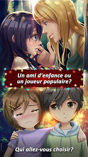 Jeux de Manga - Histoire d'Amour  captures d'écran 2