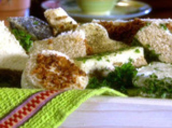 Party Finger Sandwiches Recipe