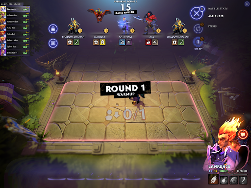 Dota Underlords screenshots 8