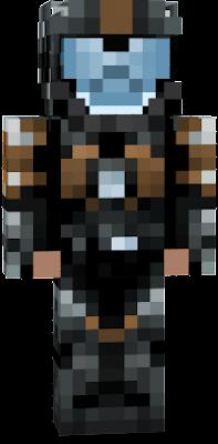 Halo Nova Skin - Skins para minecraft pe halo