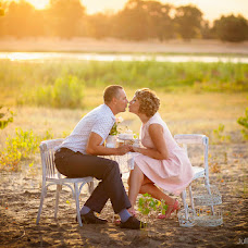 Wedding photographer Yuliya Peregudova (Fleurty). Photo of 02.08.2016