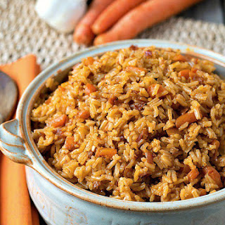 Nourishing Rice (Arroz de Sustancia)