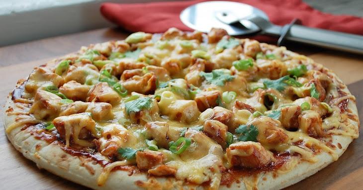 Beemster Smoked Gouda BBQ Chicken Pizza Recipe