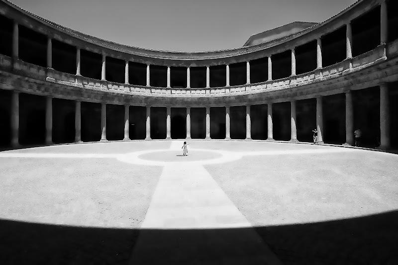 Palacio de Carlos V, Alhambra, Granada di davide fantasia