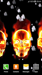 Skulls Live Wallpapers Apk 4