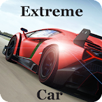 Extreme Sports Car 3D Icon