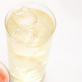 Lemongrass-Lime Leaf Soda.