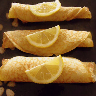 Irish Pancakes For Shrove Tuesday