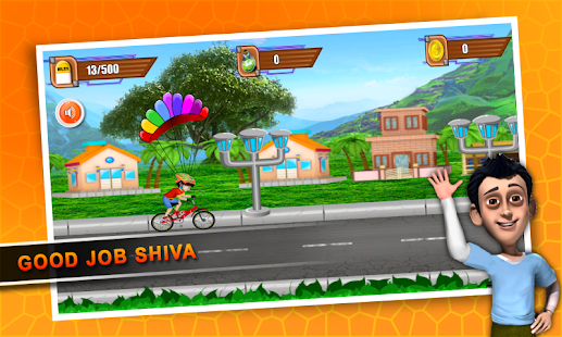 Download Shiva Cycling Adventure For PC Windows and Mac apk screenshot 3