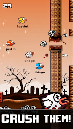 Flapping Crush: Halloween Bird Apk Download Free for PC, smart TV