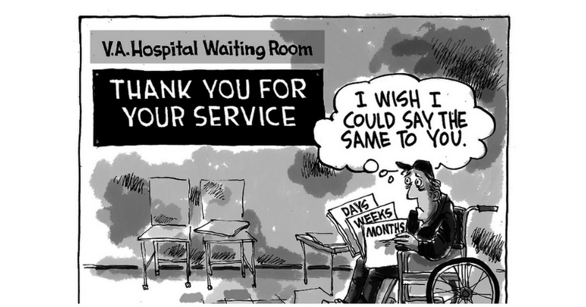 Veterans Administration AKA Government Health Care