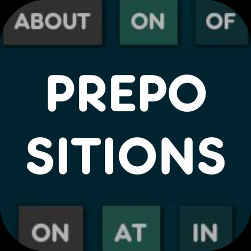 Prepositions Test PRO
