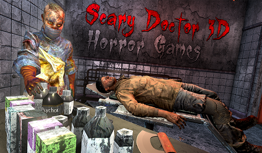 Télécharger Scary Doctor 3D - Horror Games mod apk screenshots 5