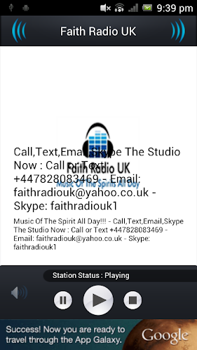 Faith Radio UK APK | APKPure ai
