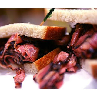 Hot Pastrami Sandwich Recipe