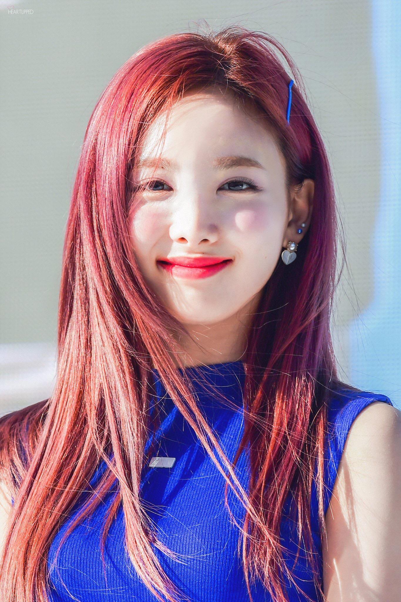 nayeon red