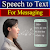 Speech to Text( for Messaging) file APK Free for PC, smart TV Download